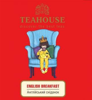 Чай пакетированный Teahouse Английский завтрак 2 г х 25 шт (4820209840018)