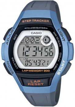 Жіночий годинник CASIO LWS-2000H-2AVEF