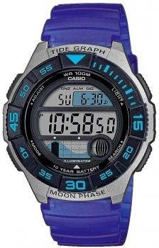 Чоловічий годинник CASIO WS-1100H-2AVEF