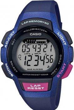Жіночий годинник CASIO LWS-1000H-2AVEF