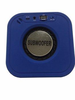 Портативна колонка WUW R-36 Blue