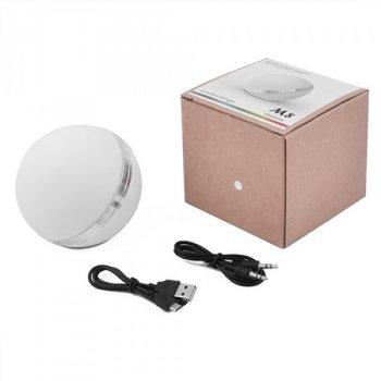 Bluetooth-колонка LUX M8 матовий з 9 режимами LED підсвічування