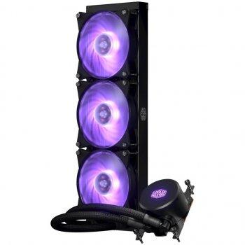 Кулер для процесора CoolerMaster MasterLiquid ML360 RGB TR4 Edition (MLX-D36M-A20PC-T1)