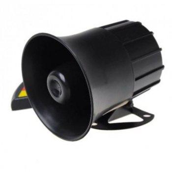 Рупор мегафон поліцейська сирена GRB 30W