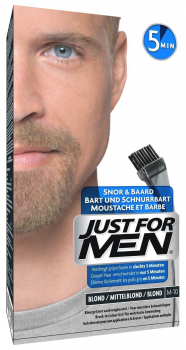 Краска для бороды и усов JUST FOR MEN (м10) - Блондин 28 мл.