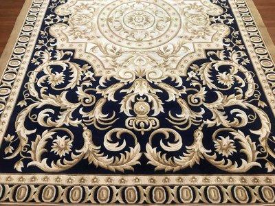 килим французького стилю з вовни, ручна стрижка з Китаю 200x300 (25457 R-3 202 3000x2000)