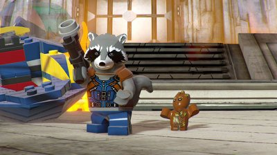 LEGO Marvel Super Heroes 2 (Switch, русские субтитры)