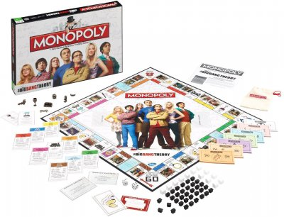 Настільна гра Winning Moves Monopoly The Big Bang Theory (024037) (5036905024037)