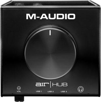 Аудіоінтерфейс M-Audio Air Hub (MU-0078)
