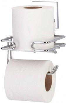 Держатель для туалетной бумаги TEKNO-TEL EF.275-К хром