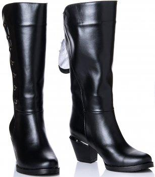 Сапоги Rivadi 2288к ц Черные