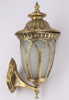 Настінний ліхтар (50х23х28 див.) Золото постарене (YR-897-b-bg-p-mg)