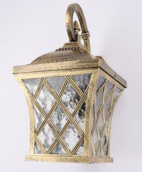Настінний ліхтар (45х24х31 див.) Золото постарене (YR-324-w/l-bg-p-mg)