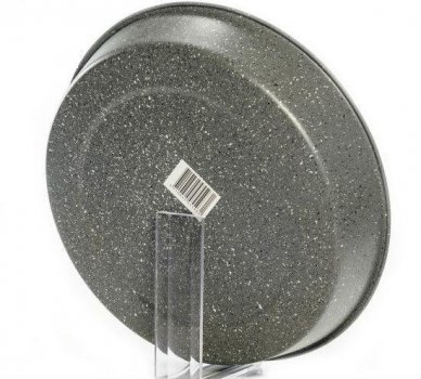 Форма для випічки з нержавіючої сталі 29х4.8см Сіра (BW-5593.29)