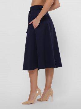Юбка Fashion Up YUB-1069A Темно-синяя