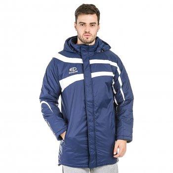 Куртка зимняя Europaw TeamLine т.синяя (Teamsports)
