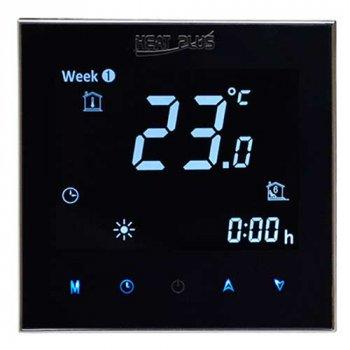 Программируемый терморегулятор для теплого пола Heat Plus ВНТ-2000 В