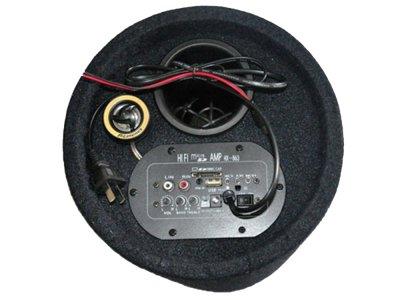 Сабвуфер Xplod Bluetooth USB SD2 550W Автомобільний (1005-719-00)