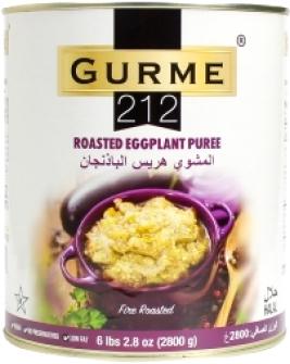 Баклажаны Gurme 212 жареные на костре 2.8 кг (8680697442639_191822000351)