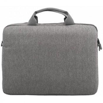 """Сумка для ноутбука Continent CC-211 Grey 16"""""""