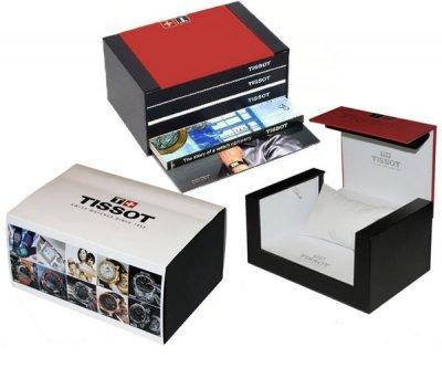 Чоловічі наручні годинники Tissot T063.610.36.037.00