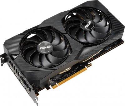 Asus PCI-Ex Radeon RX 5500 XT EVO OC 8GB GDDR6 (128bit) (1733/14000) (HDMI, 3 x DisplayPort) (DUAL-RX5500XT-O8G-EVO)