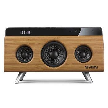 Музичний центр - домашня аудіо система Sven HA-930 Bamboo
