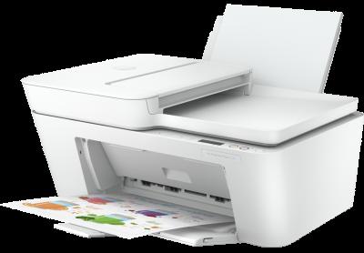 HP DeskJet Plus 4120 Wi Fi (3XV14B)