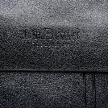 Сумка-планшет мужская DR. BOND PR-191008-32147 black