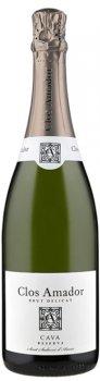 Вино игристое Cava Clos Amador Brut Delicat Reserva 0.75 л 11.5% (8426998257547)