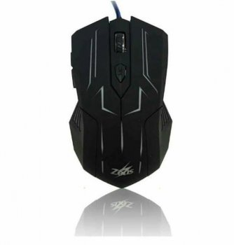 Комплект провідна ігрова клавіатура і миша Zeus M-710