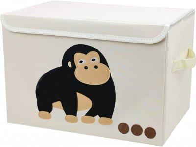 Короб складаний Handy Home Мавпа з кришкою 48x30x30 (CH15)
