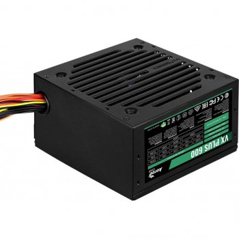 Блок живлення AeroCool 600W VX PLUS 600 (4713105962772)