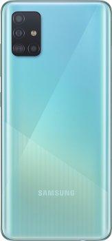 Мобильный телефон Samsung Galaxy A51 4/64GB Blue (SM-A515FZBUSEK)