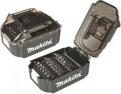 Набор бит Makita в футляре формы батареи LXT 21 шт (B-68323)