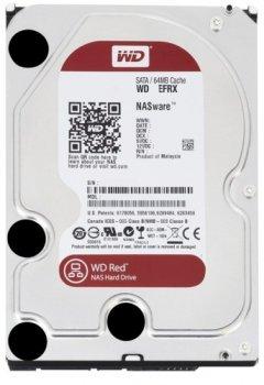"Жорстку диск HDD Western Digital 1TB Red NAS 3.5"", SATA 3, 5400rpm, 64MB (WD10EFRX)"