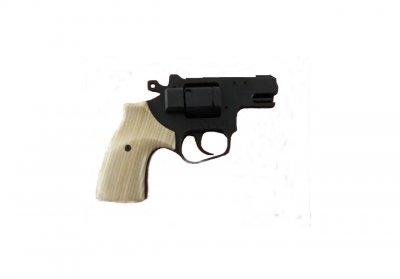 Револьвер Флобера СЕМ РС-1 4 мм + обжимка в подарок и бесплатная доставка