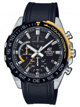 Годинник Casio EFR-566PB-1AVUEF Edifice Chronograph 43mm 10ATM