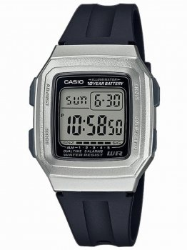 Годинник Casio F-201WAM-7AVEF Classic Collection 34mm 3ATM