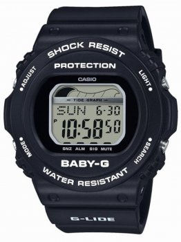 Годинник Casio BLX-570-1ER Baby-G Damen 43mm 20ATM