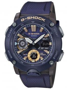 Годинник Casio GA-2000S-7AER G-Shock 46mm 20ATM