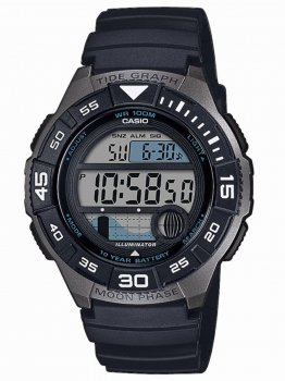 Годинник Casio WS-1100H-1AVEF Collection Herren 43mm 10ATM