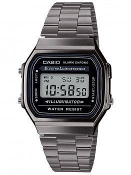 Годинник Casio A168WEGG-1AEF Classic Collection 35mm 3ATM