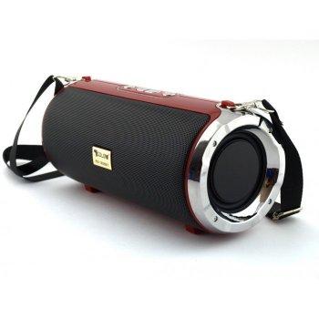 Бездротова Bluetooth колонка Xtreme Golon Atlanfa RX-1888bt 20W портативна акустична колонка з FM і MP3 Red Original GSO 510-030