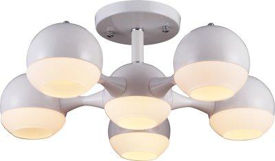 Стельовий світильник Altalusse INL-9374C-06 White E27 6х40Вт