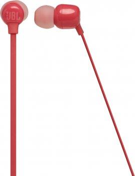 Наушники JBL Tune 115 BT Coral (JBLT115BTCOR)