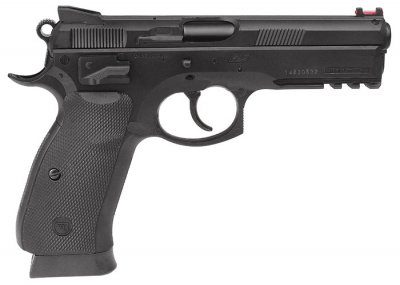 Пістолет пневматичний ASG CZ SP-01 Shadow Blowback. 23702880