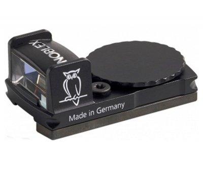 Приціл коліматорний Noblex QuickSight 5.0 MOA VR з кріпленням на вентильовану планку. 33371034