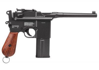 Пістолет пневматичний SAS Mauser M712 Blowback. 23701437