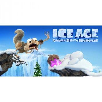 Ice Age: Scrat's Nutty Adventure/Ледниковый период: Сумасшедшее приключение Скрэта (русская версия) (Nintendo Switch)